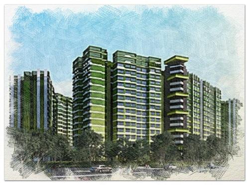 Tampines GreenDew