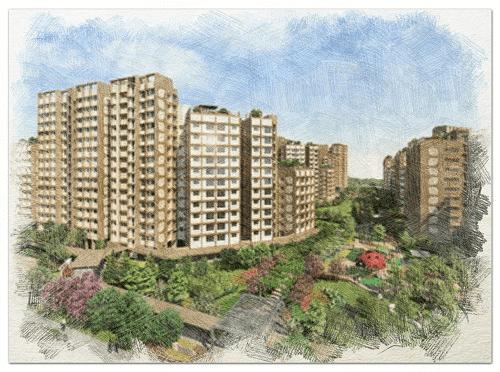 Garden Terrace @ Tengah
